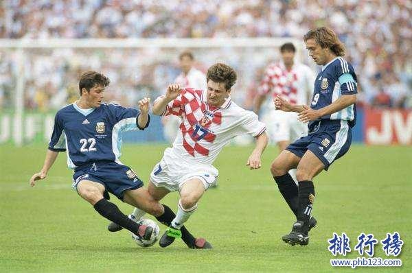 阿根廷队VS克罗地亚队历史战绩,阿根廷队VS克罗地亚队比分记录