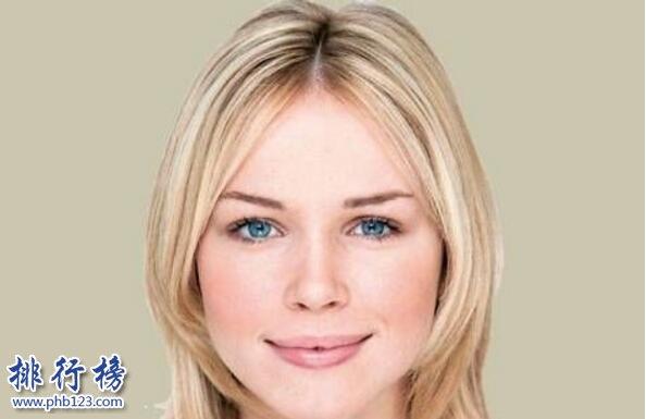 世界最美的女人:英国18岁少女科尔盖特(拥有黄金比例脸孔)