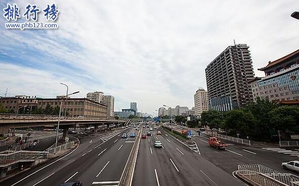 北京十大顶级写字楼 北京租金最贵的写字楼是哪个?