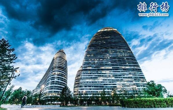 北京十大顶级写字楼