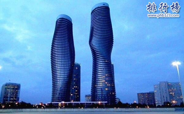世界上最性感的高楼:玛丽莲·梦露大厦 魔鬼身材凹凸有致