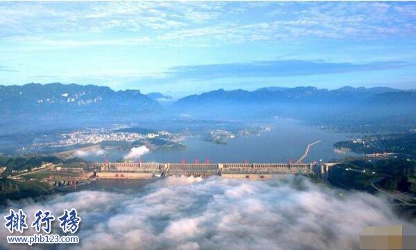 世界十大超级工程排名:中国三大工程上榜 印度竟排第二(附视频)
