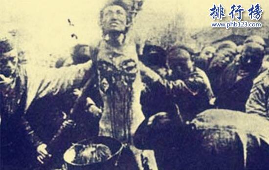 中国最后一个被凌迟处死的人:康小八 因言语侮辱慈溪受极刑