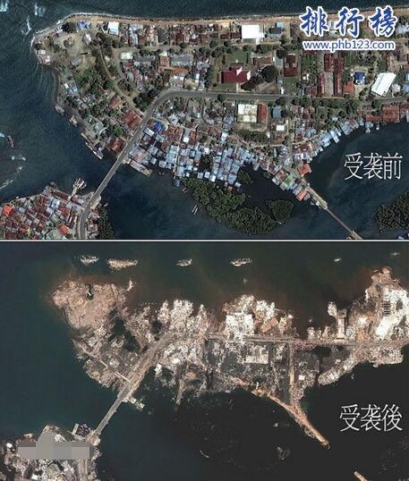 世界上最恐怖的海啸:印尼海啸造成30万伤亡(威力相当于7.5颗核弹)