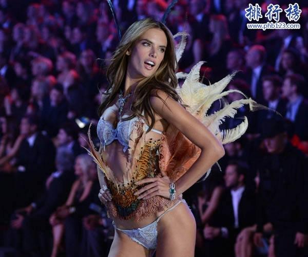 十大维密天使超模排行 维密超模谁排行最高?