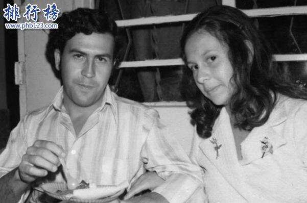 世界最大毒枭排名第一:巴勃罗·埃斯科杀害2.5万人,死后却被怀念