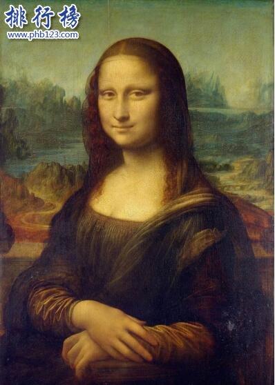 世界十大名画排行榜 世界上价值最高的十幅画
