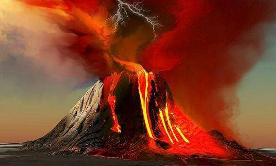 世界十大最危險的火山:第一危險讓近100萬人死亡