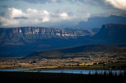 世界上海拔最高的國家:非洲萊索托 被稱天上的王國