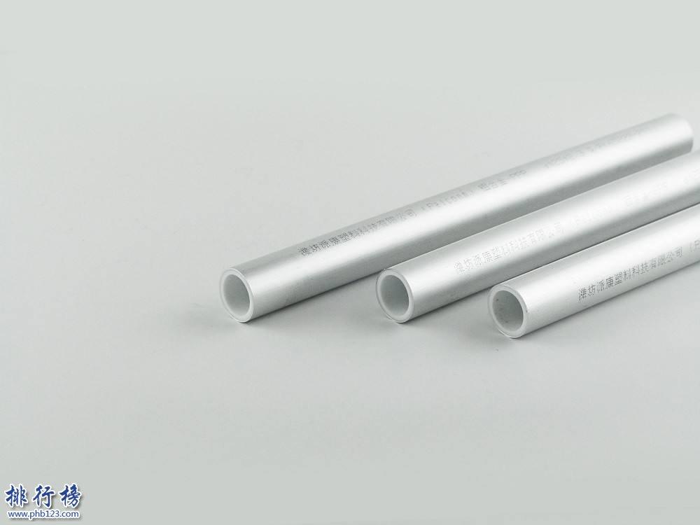 水管什么品牌最好?中国十大管业品牌排行榜