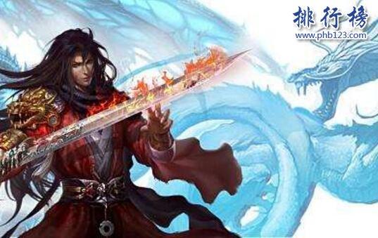 天龙影_龙血战神十大祖龙排名,其中最为强大的祖龙是起源天龙_排行榜