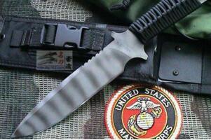 世界十大军刀排行榜 世界十大最著名的军用格斗刀