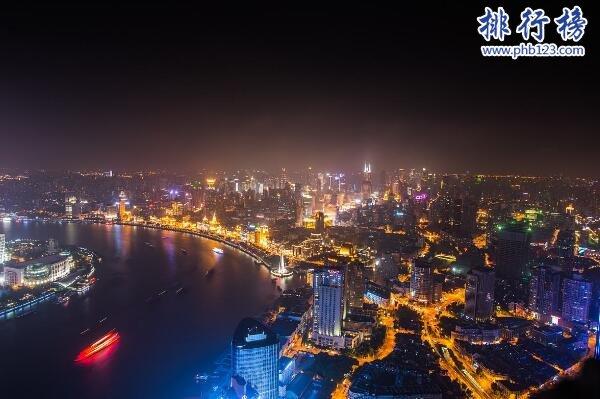 全球最富有的十大城市,东京位列第一GDP高达3.17亿美元