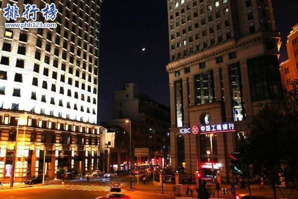 世界上最有钱的银行:中国工商银行(资产为2.36亿美元)