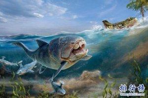 泥盆纪十大恐怖生物 揭晓泥盆纪生物大灭绝的原因