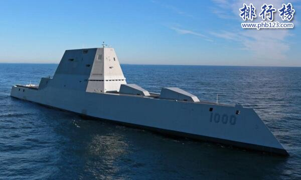 世界上最昂贵的十大战舰 中国辽宁号造价难以估计(耗时14年终服役)