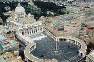 世界最著名的五大教堂排名 圣彼得大教堂可容纳6万人同时祈祷