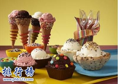 Top 10 ice cream brands in the world, which is the best ice cream brand?