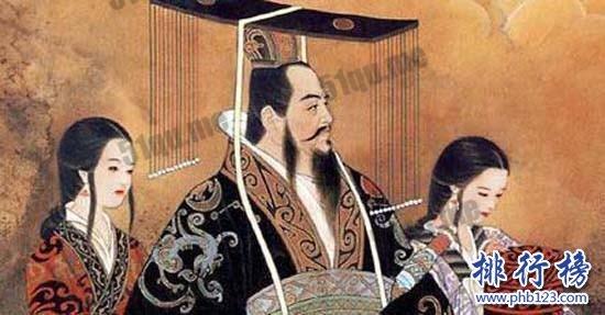 四大公认的千古一帝,秦始皇为如今中国版图奠定了基础