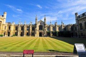 2018英国大学排名:剑桥大学第一 牛津大学第二