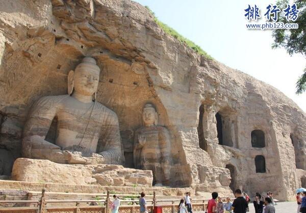 中国四大石窟排行榜,敦煌莫高窟犹如沙漠中的美术馆
