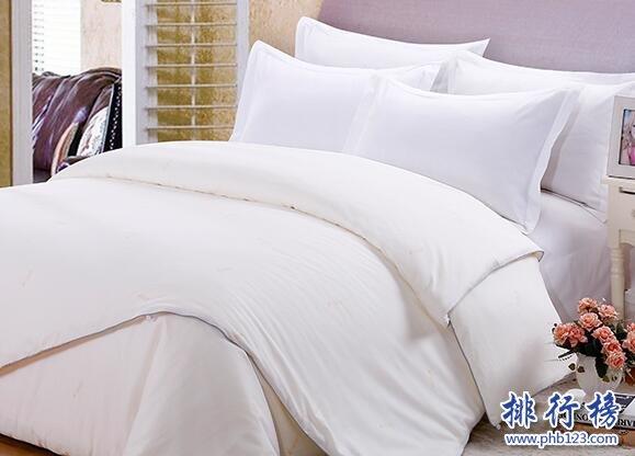 中国十大蚕丝被品牌排行榜 哪个品牌的蚕丝被最好