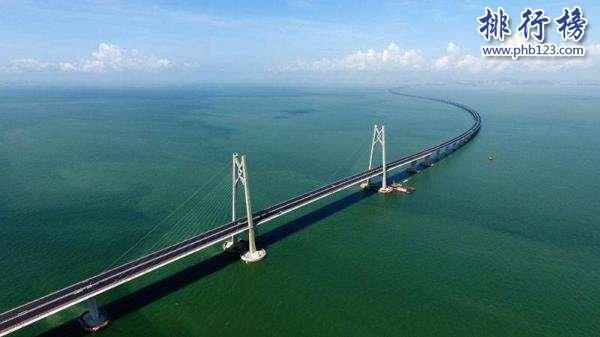 新世界七大奇迹:北京新机场第一,珠港澳大桥第三