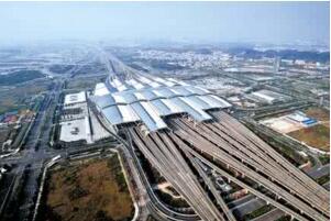中国十大最大的火车站排名,广州新站堪比30个天安门广场