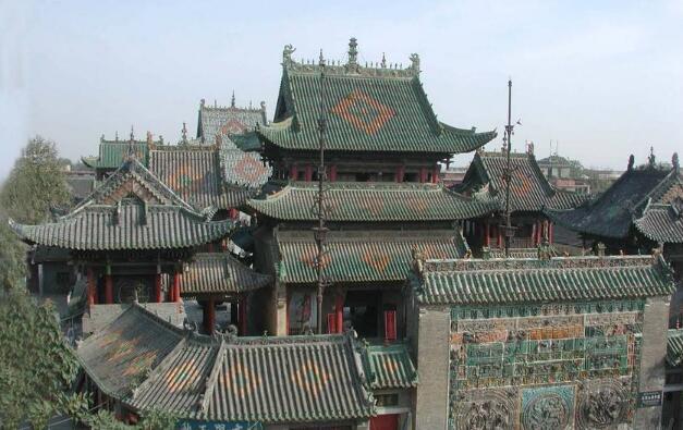 中国四大古镇,佛山镇南派武术发源地(李小龙师承于此)