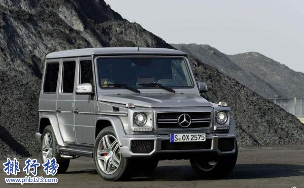 全球十大最贵SUV排行榜:宾利添越398万专为土豪打造