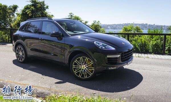全球十大最貴SUV排行榜:賓利添越398萬專為土豪打造
