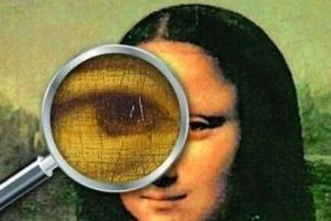 蒙娜丽莎十大恐怖之处:画中惊现外星人和四大恐怖生物