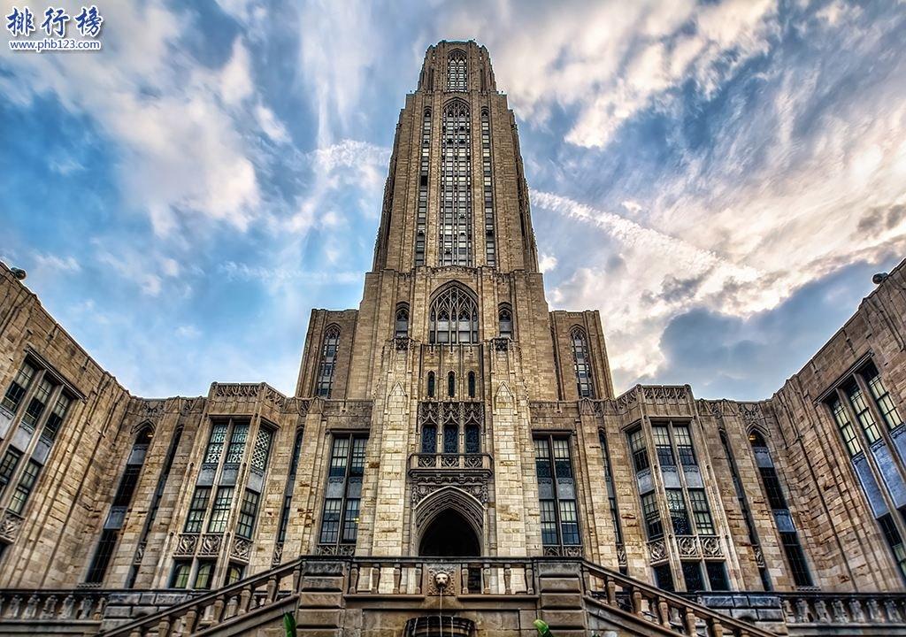 2018年世界大学哲学专业排名 美国匹兹堡大学第一