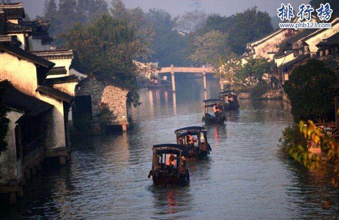 中国十大水乡,古朴幽静得如同生活在诗画之中(图片)