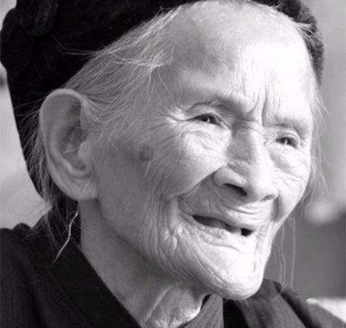 中国十大寿星,第一长寿者为光绪十二年出生(现131岁)