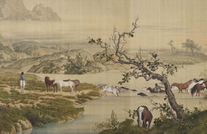 中国十大传世名画:至今无明确价格,被誉为无价之宝