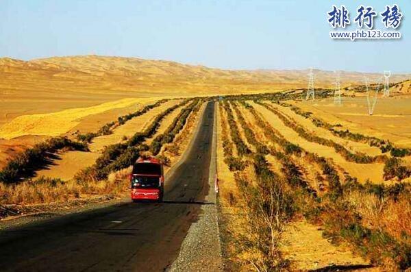 中国最美的10条公路 自驾风景最美的高速公路