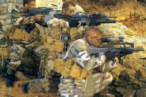 世界十大特種部隊排行榜 美國海豹突擊隊令人聞風喪膽