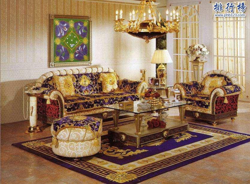 国产欧式家具品牌有哪些?中国十大欧式家具品牌排行