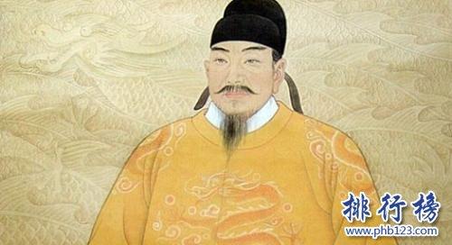 中国十大明君排行榜:秦始皇被称千古一帝 有一位常下江南