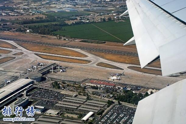 世界十大危险机场,卢卡拉机场位于海拔3000米的山脉腹地