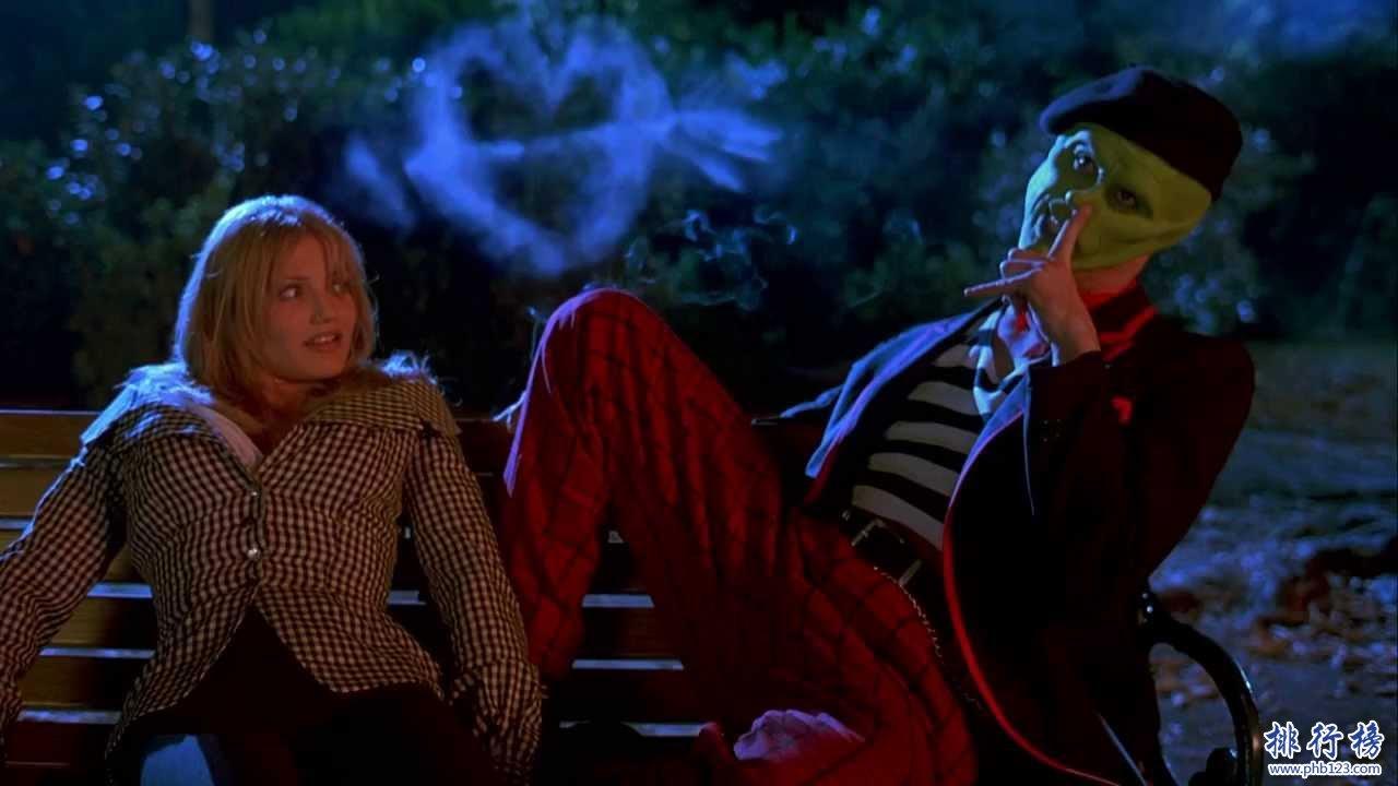 金凯瑞十大经典喜剧大盘点,一个忧郁症患者的疯狂演出