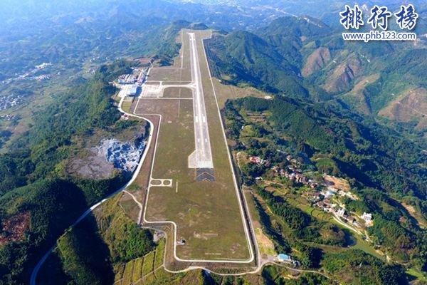 世界十大最危险机场排名 从悬崖边起飞(驾驶员和乘客的噩梦)