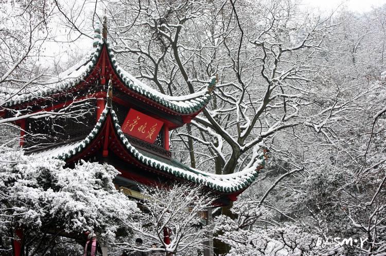 中国古代四大名亭,都是历史文人墨客的作诗胜地