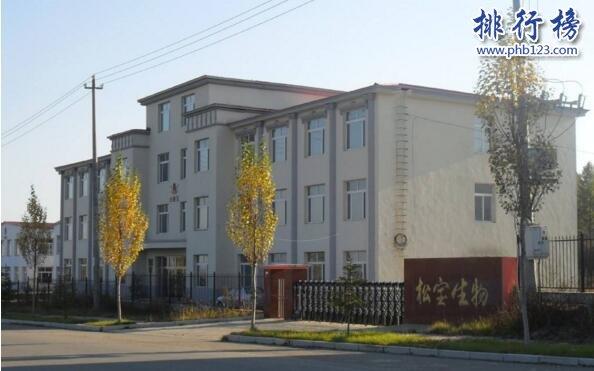 2017年11月吉林新三板企业市值排行榜:派诺生物20.91亿元居首