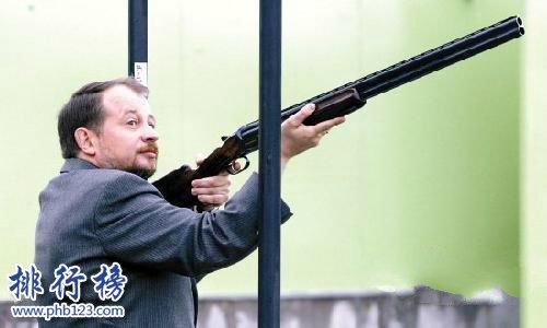 俄罗斯最有钱的人之一弗拉基米尔·利辛