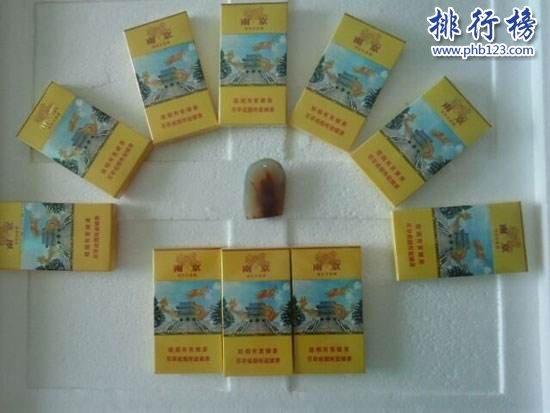 南京烟价格和图片,南京香烟价格排行榜(共25种)
