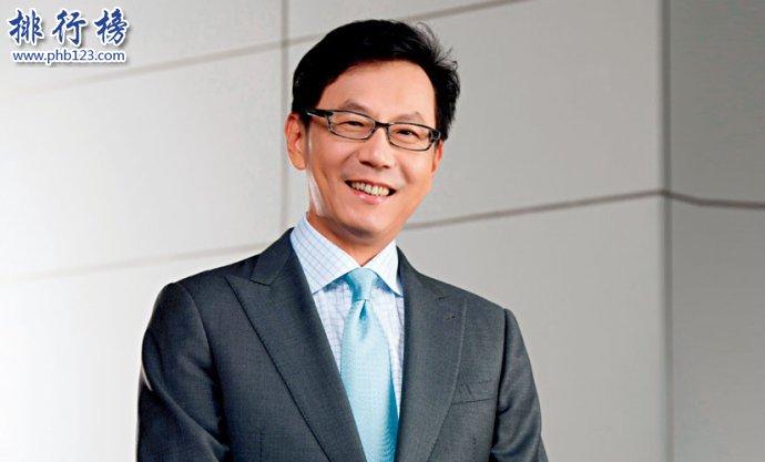 2018台湾富豪排行榜 台湾首富是谁?