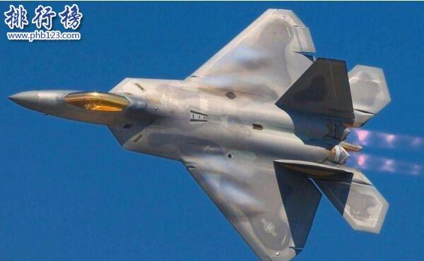 【最新】世界戰斗機排名2018 世界十大最強戰斗機詳解