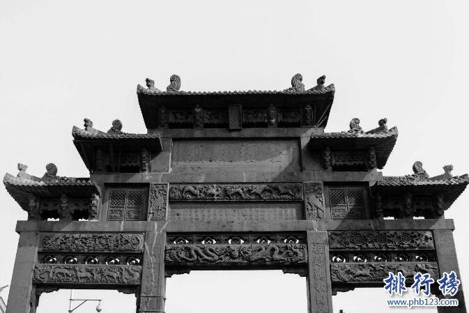 中国十大古城排名,中国保存得最完整的十大古城